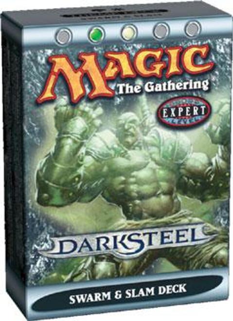 MtG Darksteel Swarm & Slam Theme Deck [Sealed Deck]