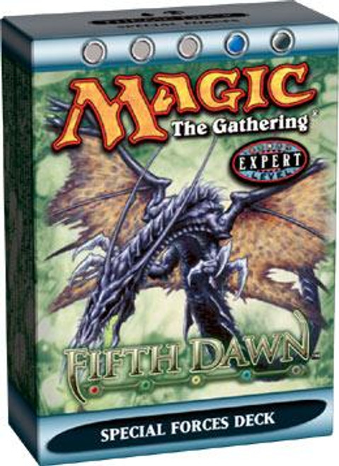 MtG Fifth Dawn Special Forces Theme Deck [Sealed Deck]