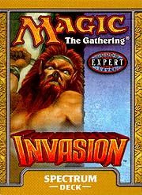 MtG Invasion Spectrum Theme Deck [Sealed Deck]