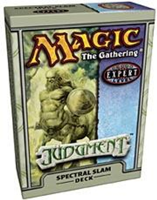 MtG Judgment Spectral Slam Theme Deck [Sealed Deck]