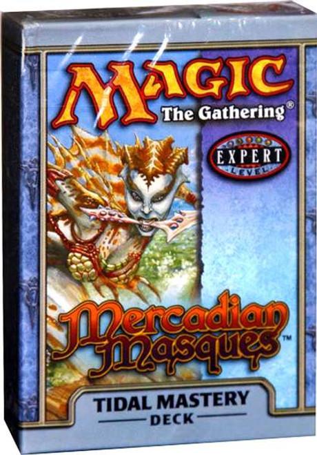 MtG Mercadian Masques Tidal Mastery Theme Deck [Sealed Deck]