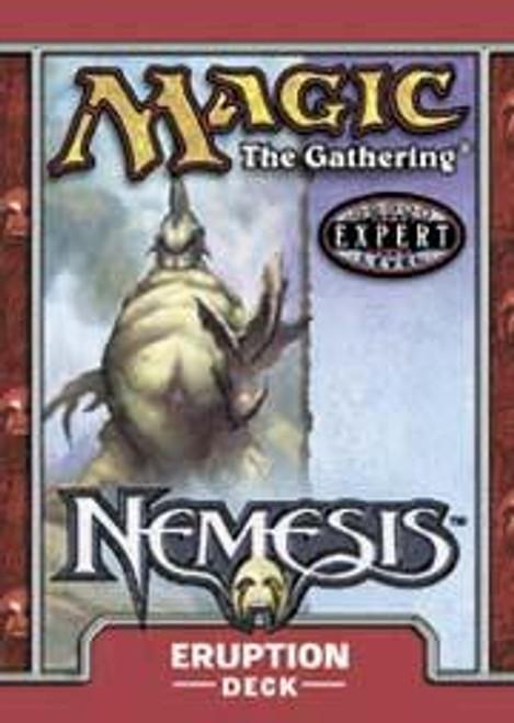 MtG Nemesis Eruption Theme Deck [Sealed Deck]