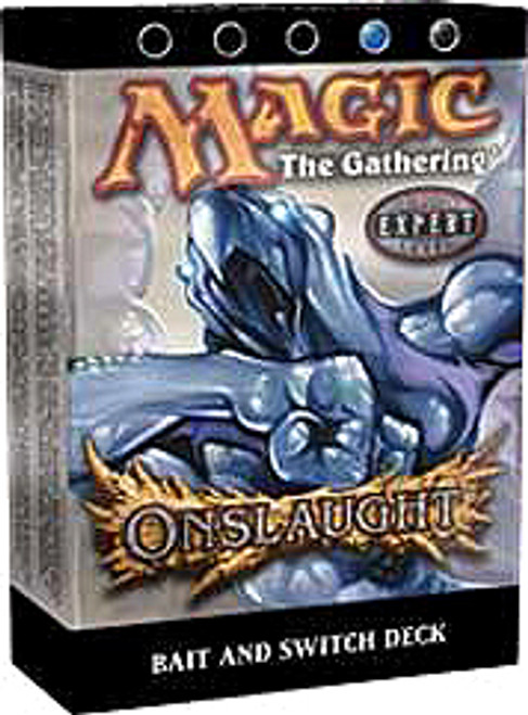 MtG Onslaught Bait & Switch Theme Deck [Sealed Deck]