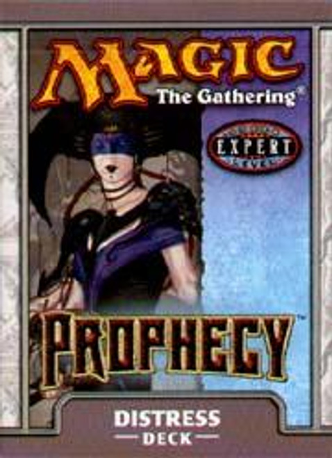 MtG Prophecy Distress Theme Deck [Sealed Deck]