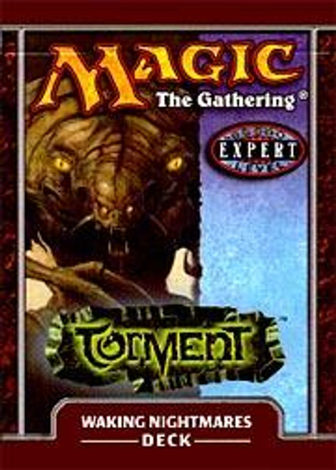 MtG Torment Waking Nightmares Theme Deck [Sealed Deck]