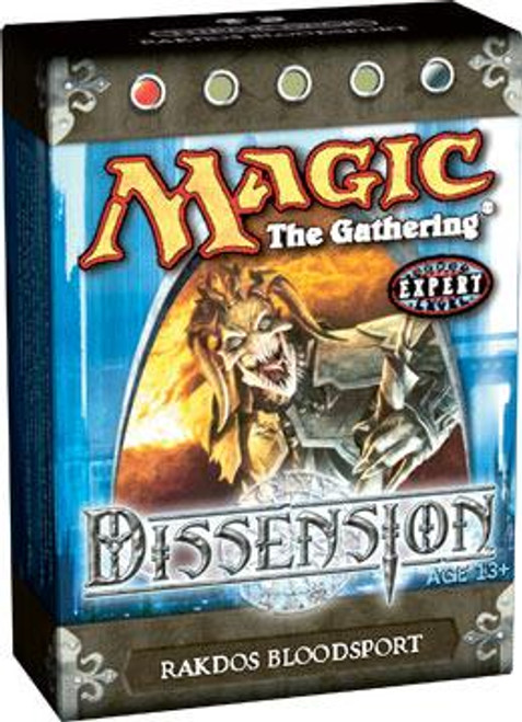 MtG Dissension Rakdos Bloodsport Theme Deck [Sealed Deck]