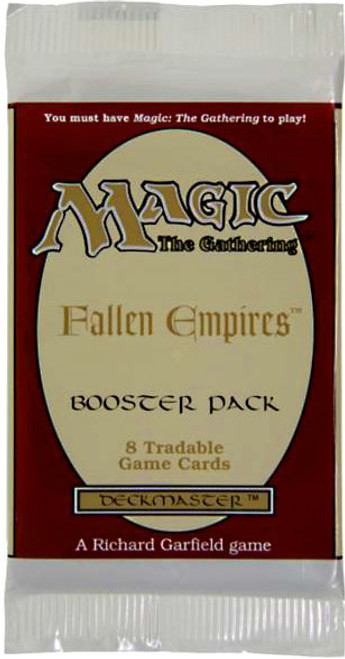 MtG Fallen Empires Booster Pack