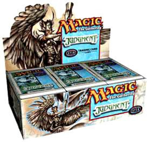 MtG Judgment Booster Box [Sealed]