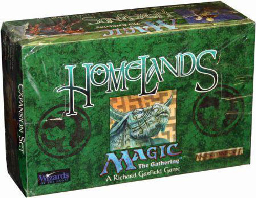 MtG Homelands Booster Box [Sealed]