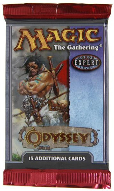 MtG Odyssey Booster Pack