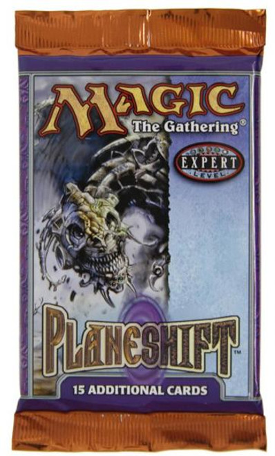 MtG Planeshift Booster Pack