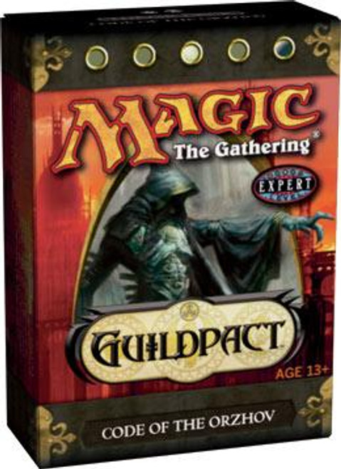 MtG Guildpact Code of the Orzhoz Theme Deck [Sealed Deck]