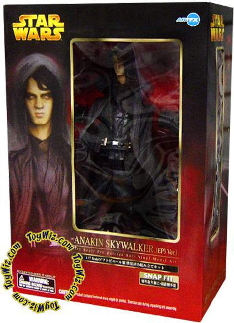 Star Wars Revenge of the Sith Anakin Skywalker 1/10 Vinyl Statue