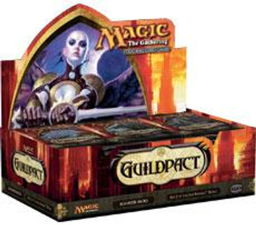 MtG Guildpact Booster Box [Sealed]