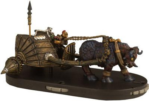 Mage Knight Limited Edition LE Atlantis Guild Chariot Atlantean Ram