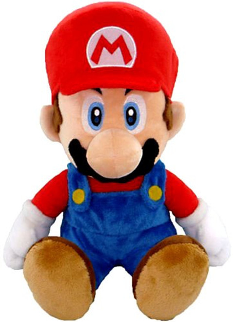 Nintendo Super Mario Mario Party Mario 12-Inch Plush