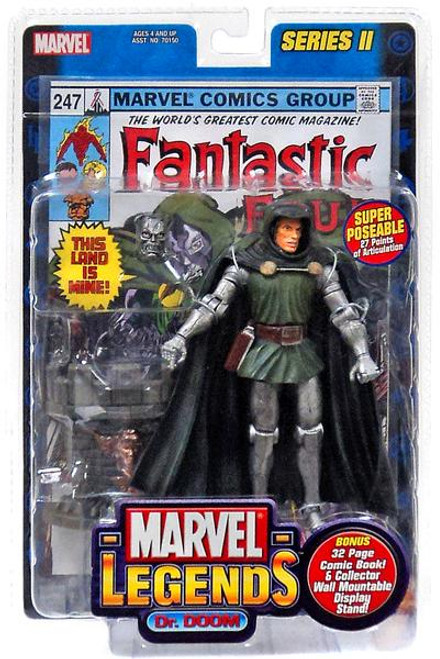 Marvel Legends Series 2 Dr. Doom Action Figure
