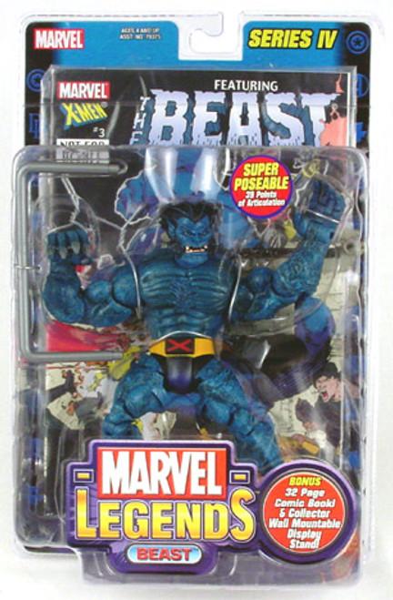 Marvel Legends Series 4 Beast Action Figure