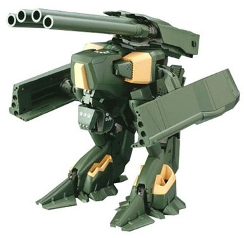 MAC-II (Mobile Assault Cannon) Konig Monster 1/100 Model VB-6