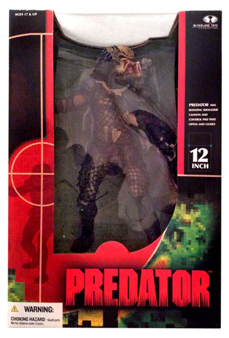 McFarlane Toys Predator 12 Inch Action Figure