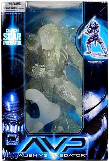 McFarlane Toys Alien vs Predator Alien vs. Predator Movie Stealth Scar Predator 12 Inch Action Figure