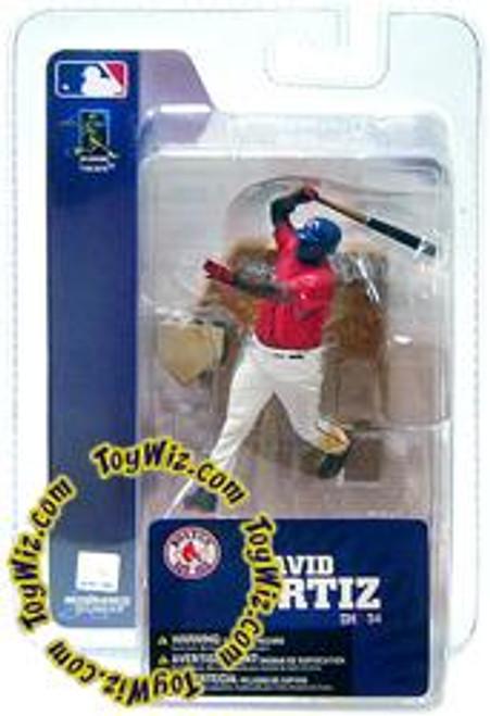 McFarlane Toys MLB Boston Red Sox Sports Picks 3 Inch Mini Series 4 David Ortiz Mini Figure