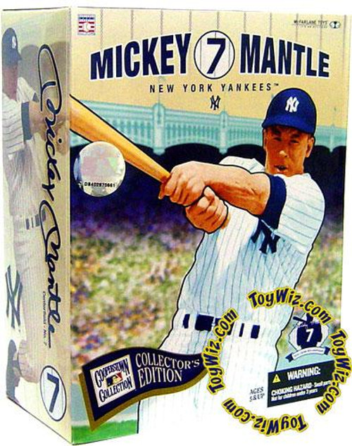 McFarlane Toys MLB New York Yankees Cooperstown Collection Mickey Mantle Action Figure [Collector's Edition]
