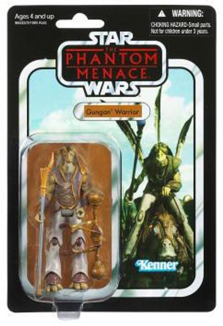 Star Wars The Phantom Menace Vintage Collection 2012 Gungan Warrior Action Figure #74 [Phantom Menace]