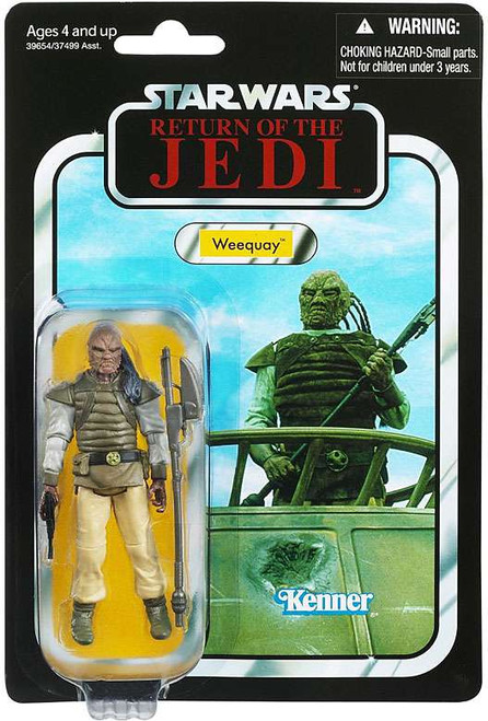 Star Wars Return of the Jedi Vintage Collection 2012 Weequay Action Figure #107