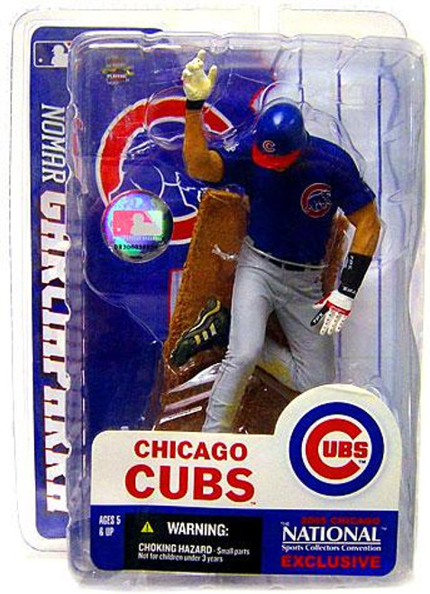 McFarlane Toys MLB Chicago Cubs Sports Picks Exclusive Nomar Garciaparra Exclusive Action Figure