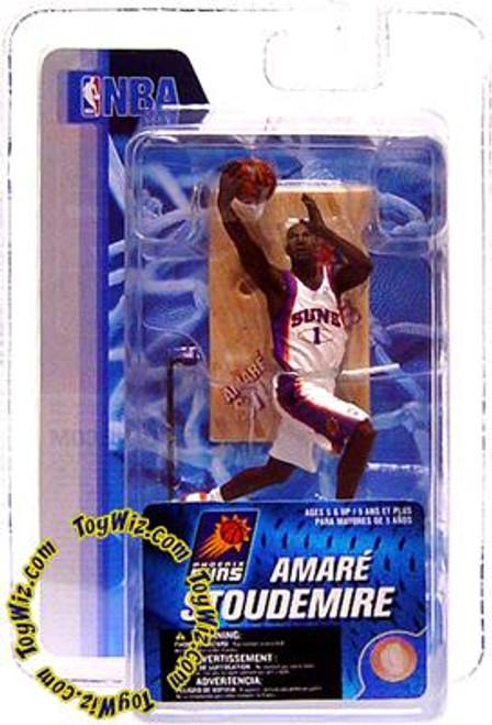 McFarlane Toys NBA Phoenix Suns Sports Picks 3 Inch Mini Series 4 Amare Stoudemire Mini Figure