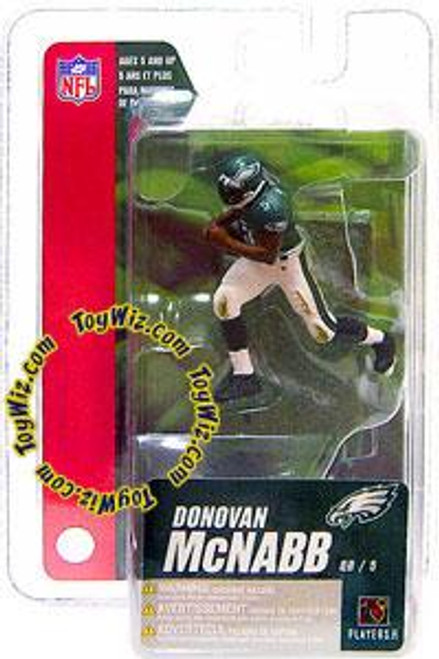 McFarlane Toys NFL Philadelphia Eagles Sports Picks Series 4 Mini Donovan McNabb 3-Inch Mini Figure