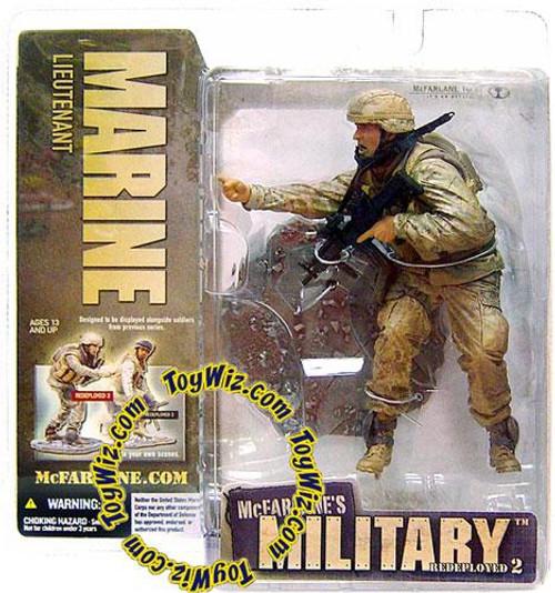 McFarlane Toys McFarlane's Military Redeployed Series 2 Marine Lieutenant Action Figure [Random Ethnicity]