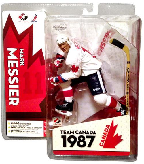 McFarlane Toys NHL Sports Picks Team Canada Mark Messier Action Figure