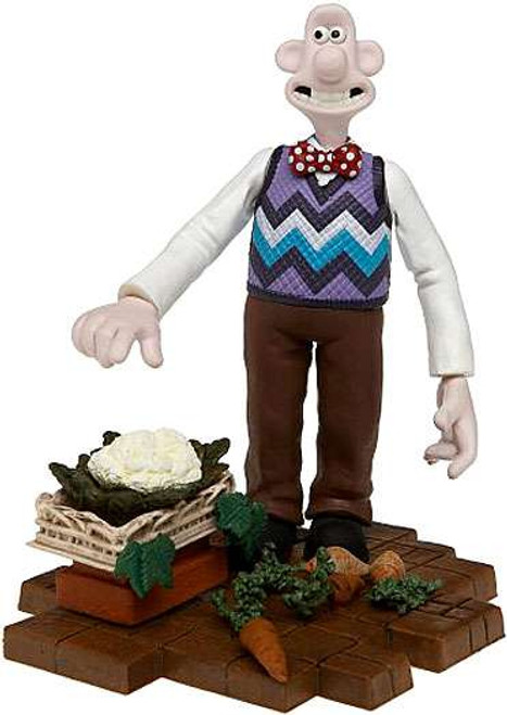 McFarlane Toys Wallace and Gromit The Curse of the Were-Rabbit Wallace Action Figure [With Bowtie]