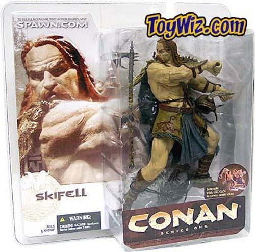McFarlane Toys Conan the Barbarian Series 1 Skifell Action Figure