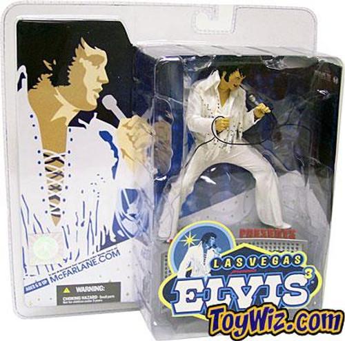 McFarlane Toys Las Vegas Elvis Presley Action Figure #3
