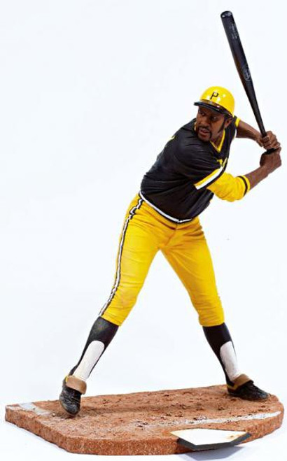 McFarlane Toys MLB Cooperstown Collection Series 2 Willie Stargell Action Figure [Black Jersey]