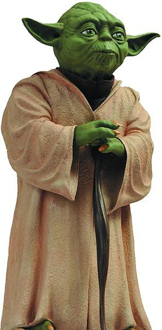 Star Wars Yoda Vinyl 9-Inch Bank