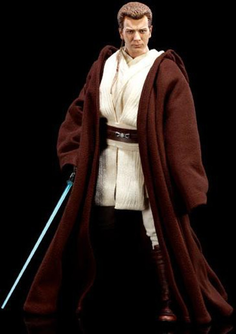 Star Wars The Phantom Menace Order of the Jedi Sixth Scale Obi-Wan Kenobi Action Figure [Jedi Padawan]
