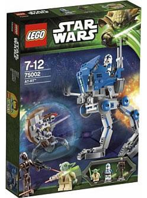 LEGO Star Wars The Clone Wars AT-RT Set #75002