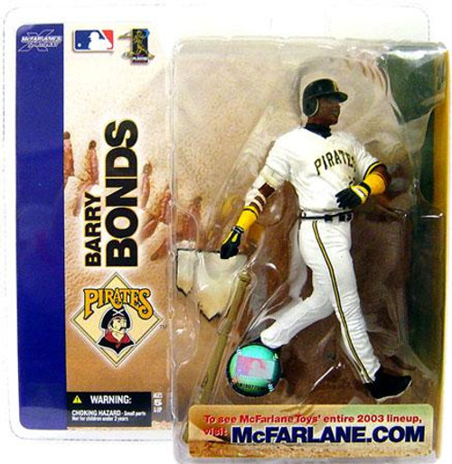 McFarlane Toys MLB Pittsburgh Pirates Sports Picks Series 5 Barry Bonds Action Figure [Pirates Variant]