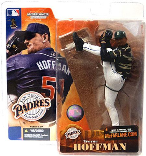 McFarlane Toys MLB San Diego Padres Sports Picks Series 4 Trevor Hoffman Action Figure [Camouflage Jersey Variant]