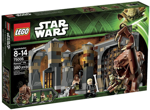 LEGO Star Wars Return of the Jedi Rancor Pit Set #75005