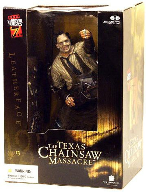 McFarlane Toys The Texas Chainsaw Massacre Movie Maniacs Series 7 Leatherface 12 Inch Action Figure