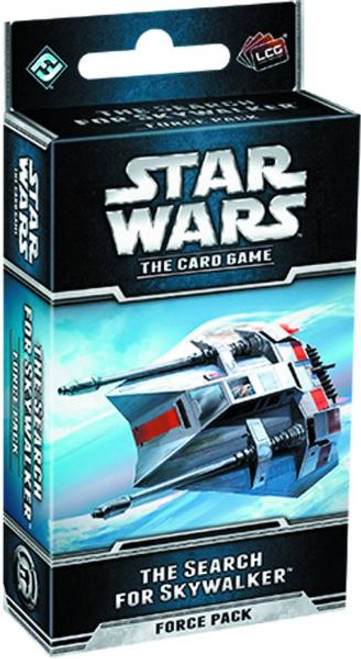 Star Wars The Card Game The Search For Skywalker Force Pack