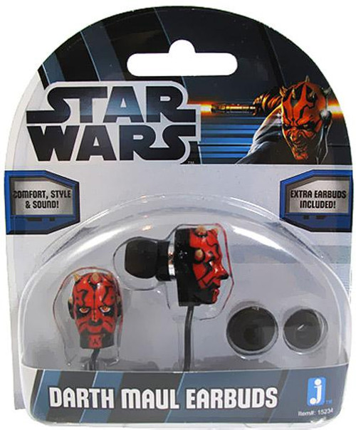 Star Wars Electronics Darth Vader Earbuds