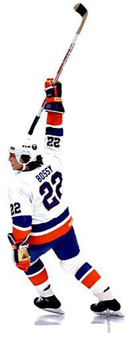 McFarlane Toys NHL New York Islanders Sports Picks Legends Series 2 Mike Bossy Action Figure [White Jersey]