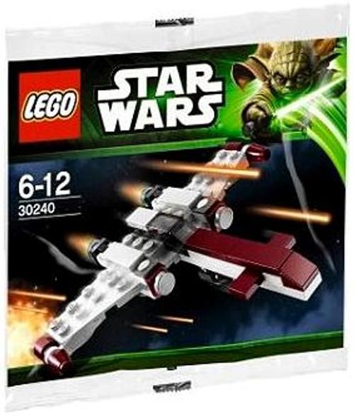 LEGO Star Wars The Clone Wars Z-95 Headhunter Mini Set #30240 [Bagged]