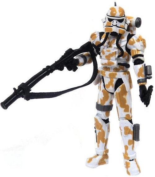 Star Wars Force Unleashed Legacy Collection 2010 EVO Trooper Exclusive Action Figure [Loose]